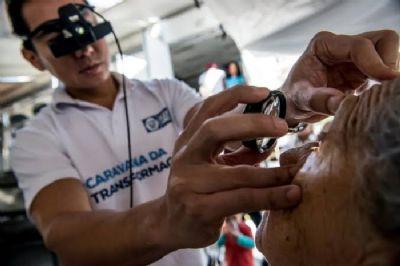 Justiça bloqueia R$ 2 milhões em contratos da SES por fraudes em serviços oftalmológicos