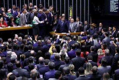 Plenário aprova texto-base da reforma da Previdência por 379 votos a 131