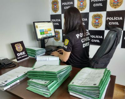 Delegacia de Entorpecentes aumenta em 38,4% o número de inquéritos que investigam o tráfico