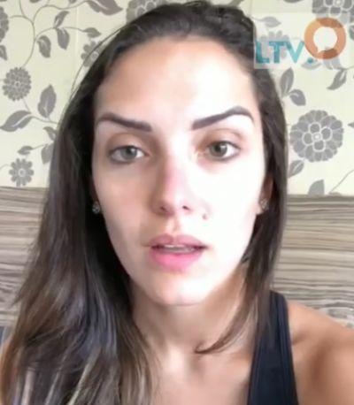 Em vídeo, Janaína Riva manifesta seu apoio ao esporte equestre