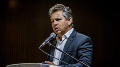 Nos EUA, Mendes vai defender imagem de MT perante cenário internacional
