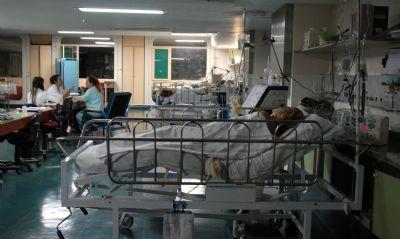 Dois idosos morrem por covid-19 neste domingo em Cuiabá