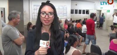 LTV registra caos na UPA em Cuiabá; vídeo