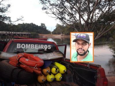 Jovem que desapareceu após colisão entre barcos é encontrado morto no Rio dos Peixes