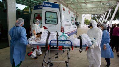 Sobrecarregado, maior pronto-socorro de Manaus fecha as portas e aciona PM