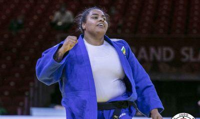 Judô: Maria Suelen fatura primeira medalha do Brasil em 2021