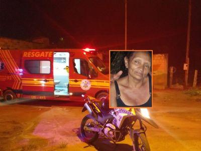 Filho mata mãe que se negou a entregar o cartão para comprar drogas