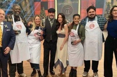 Masterchef: Marília Mendonça, Péricles, Maraisa e Menotti fazem bacalhau
