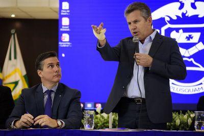 Mauro aciona STF para suspender norma que  institui benefícios fiscais discriminatórios