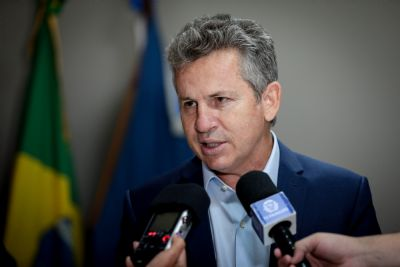 Mauro diz que Ministério da Saúde sinalizou por pagar vacinas compradas pelo Estado