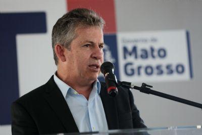 Mauro cita preocupação com facções dominando presídios e sensação de impunidade