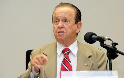 Mauro Lopes anuncia que votação para presidência da CCJ será em cédula de papel