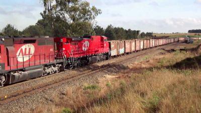 Ferrovia irá trazer economia e avanço para a região Araguaia - veja vídeo