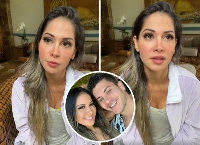 Mayra Cardi termina novamente com Arthur Aguiar 8 dias após anunciar volta