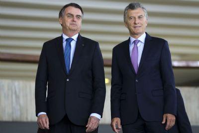 Bolsonaro e Macri se reúnem em Buenos Aires nesta quinta-feira