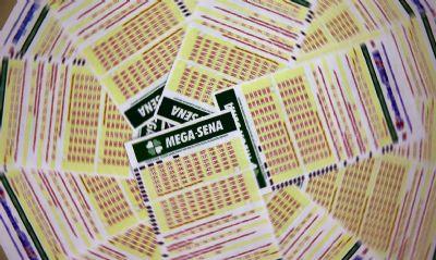Mega-Sena sorteará hoje prêmio de R$ 22 milhões