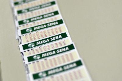 Mega-Sena acumula e prêmio estimado vai a R$ 40 milhões