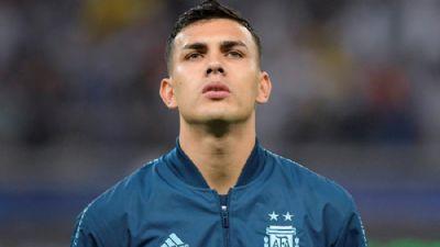 'Todos viram que nos roubaram', diz meia argentino sobre Copa América
