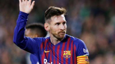 'Nossa geração foi maltratada', diz Messi sobre críticas à seleção argentina