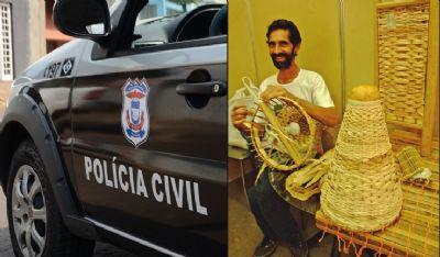 Polícia Civil prende suspeito de matar ambientalista em Chapada dos Guimarães