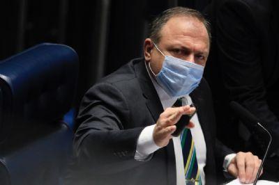 STF autoriza diligências da PF em inquérito que investiga Pazuello