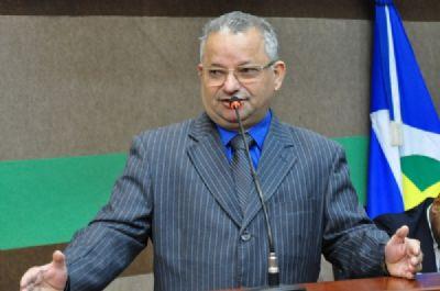 'Diante da calamidade da Santa Casa, a intervenção é o melhor caminho', disse Misael