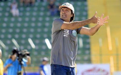 Carlinhos Alves é o novo técnico do Mixto Esporte Clube
