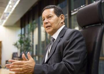 Brasil vê Huawei com bons olhos, diz Mourão durante visita à China