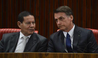 Mourão: 'Tudo indica que Bolsonaro não me quer como vice em 2022'
