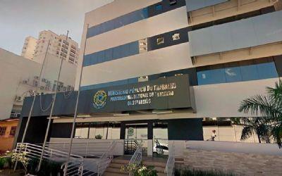 MPT pede multa diária de R$ 5 mil a Emanuel e secretário por não darem condições de trabalho