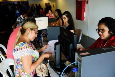 Governo negocia R$ 19,4 milhões em primeira semana do Mutirão Fiscal