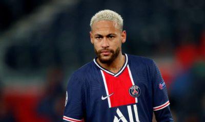 Neymar volta ao PSG para Supercopa da França contra o Marseille