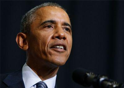 'Empresários deveriam ficar felizes em pagar impostos', diz Obama em São Paulo