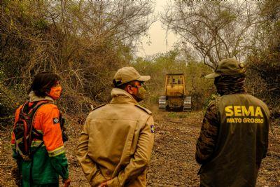 Senado propõe reforço de R$ 600 milhões ao Ibama; Wellington alerta sobre o Pantanal