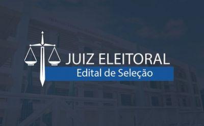 Inscrições abertas para juiz eleitoral