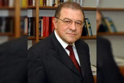 Ex-ministro do STJ Paulo Medina morre, aos 79 anos, vítima da covid-19