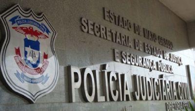 Polícia do Distrito Federal prende funcionário de assessoria de cobrança e apreende veículos em Rondonópolis