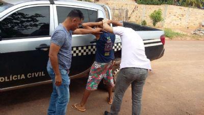 Em Barra do Garças: suspeitos de latrocínio são presos em ação integrada