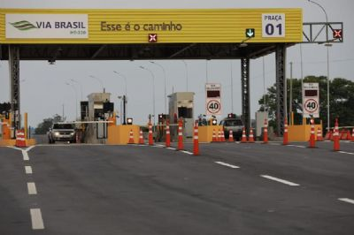 Concessão de 512 km de rodovias em MT prevê oito praças de pedágios - saiba locais e valores