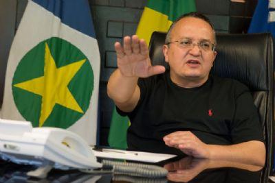 Taques é multado em R$ 50 mil por transformar Caravana em ação eleitoreira