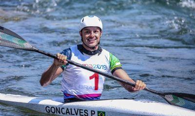 Brasileiro conquista bronze inédito na Copa do Mundo de Canoagem