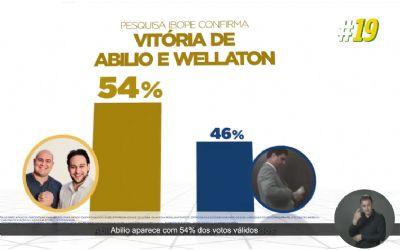 Justiça barra propaganda que aponta Abílio vitorioso e Emanuel 'vergonha nacional'
