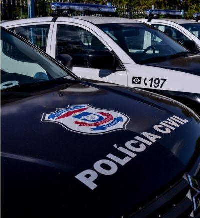 Foragido da justiça de Goiás é preso em Mato Grosso