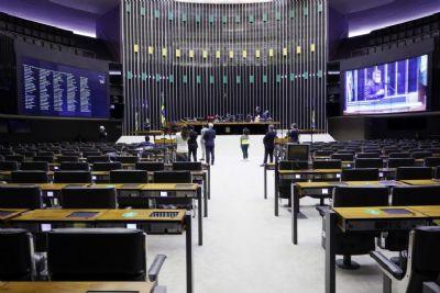Deputados podem votar ampliação das possibilidades de saque do FGTS durante pandemia