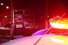 Jovem que esmurrou namorada e tentou matá-la é preso ao perseguir vítima na rua