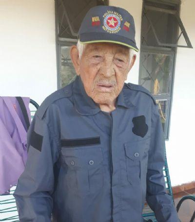 Morre soldado da reforma aos 103 anos