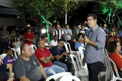 Prefeitura de Cuiabá homenageia líderes de comunidade em entrega de duas novas praças