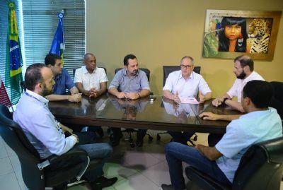 Prefeitura garante parceria para realização da Liquidaqui 2019