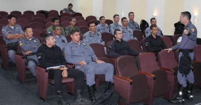 Detran-MT e Polícia Militar capacitam mais de 300 profissionais da área fiscalização