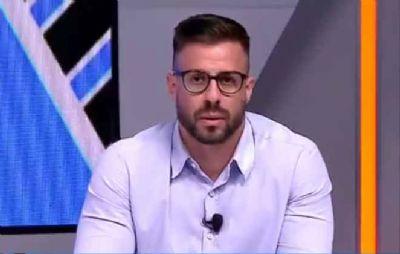 Comentarista da Fox Sports se desculpa após debochar de refeição de telespectador